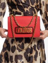 J'adior Chain Flap Bag