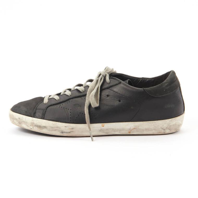 Women Golden Goose All Star Sneakers Black - Size 39  Black US 8.5 EU 39