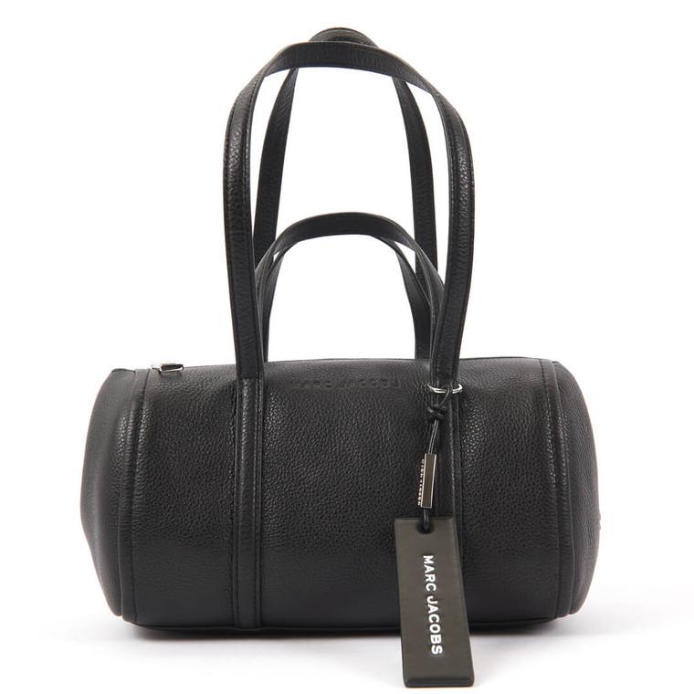 Women Marc Jacobs Tag Bauletto Bag -  Black