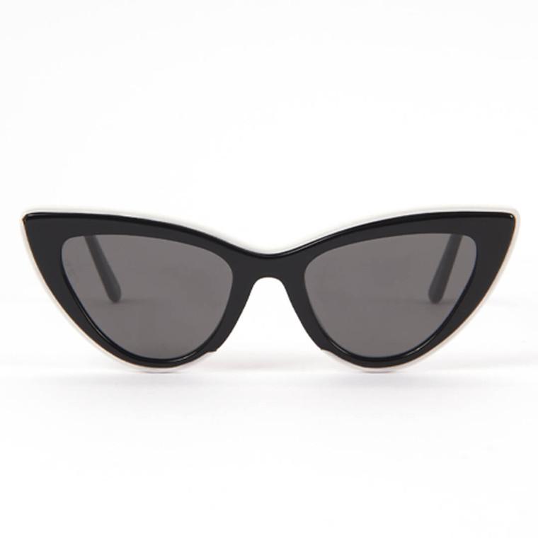 Women L.G.R. Orchid Skin Cat-Eye Sunglasses -