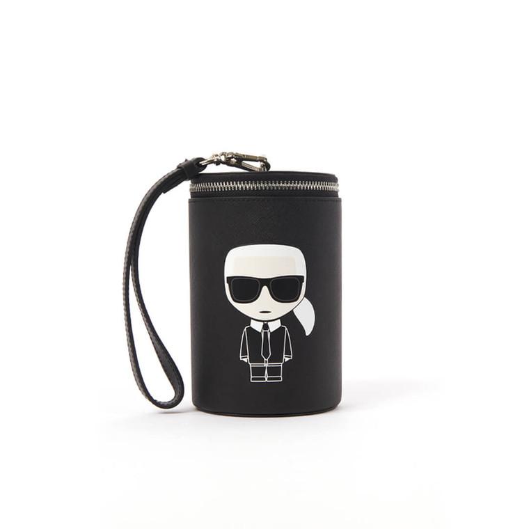 Women Karl Lagerfeld K/Ikonik Tubular Pouch Bag -