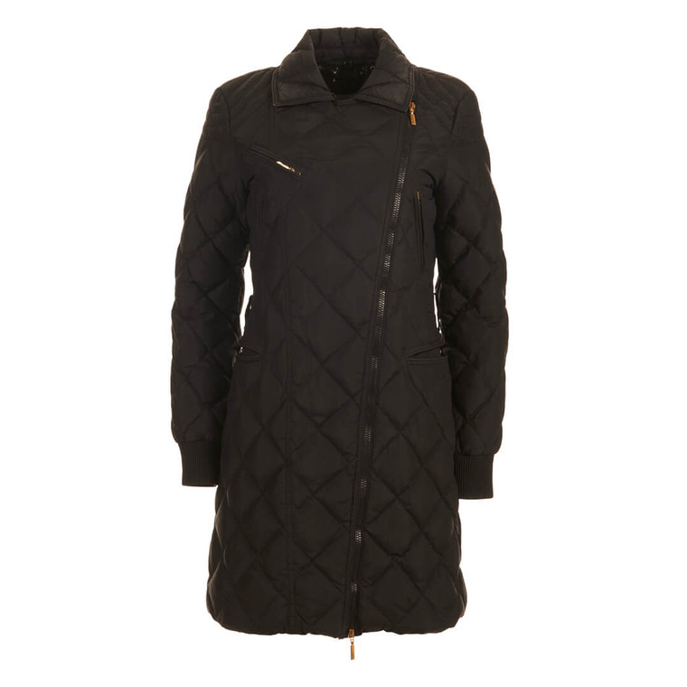 Women Moncler Long Padded Jacket -  Black Size M US 2