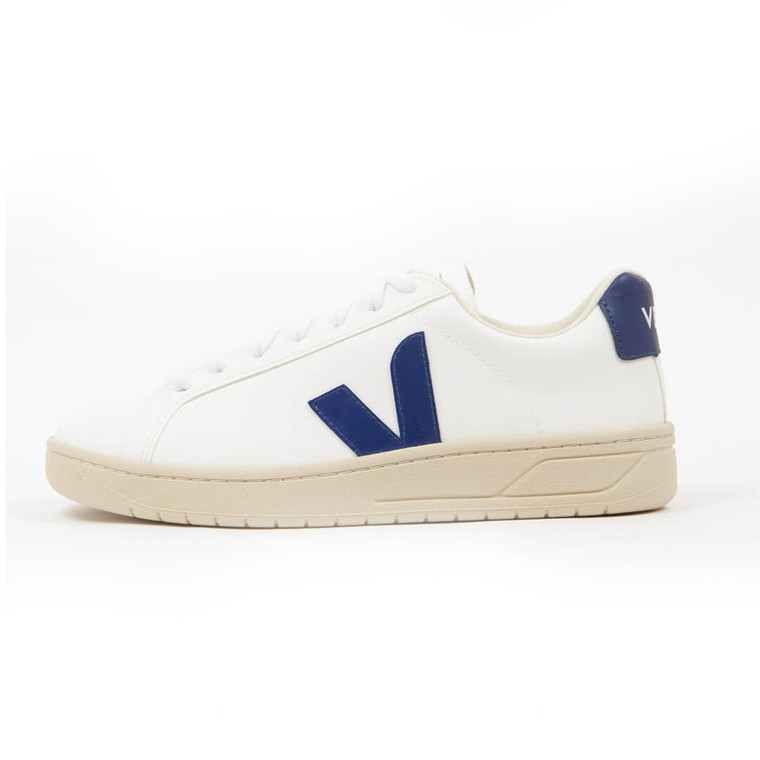Women Veja 20mm Urca Faux Leather Sneakers -  White Size 38