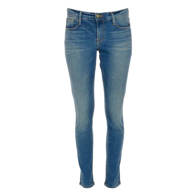 Women Frame Le Garcon Jeans Dark Blue -  Blue Size S US 26