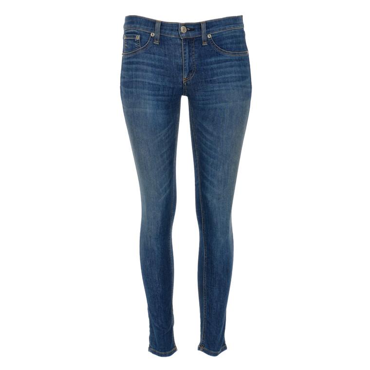 Women Rag & Bone Capri Jeans Dark Blue -  Blue Size S US 27