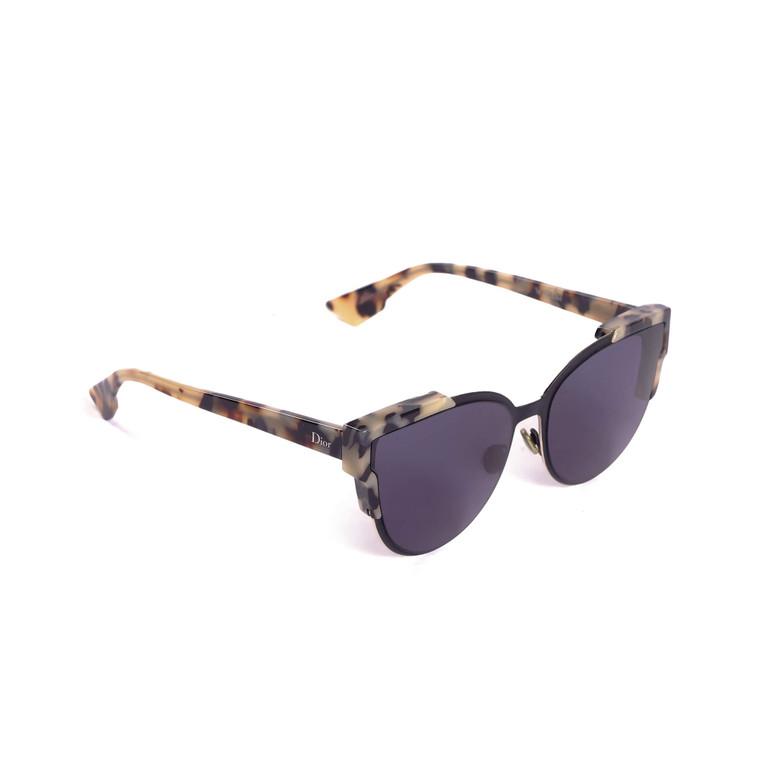 Women Dior Tortoise Frame Sunglasses -  Brown