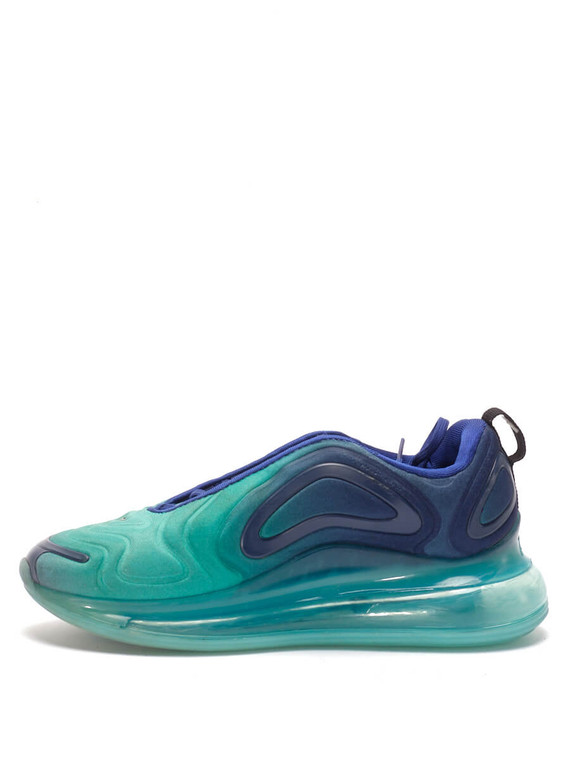 Women Nike Air Max 97 -  Green/Blue Size 40 US 8.5