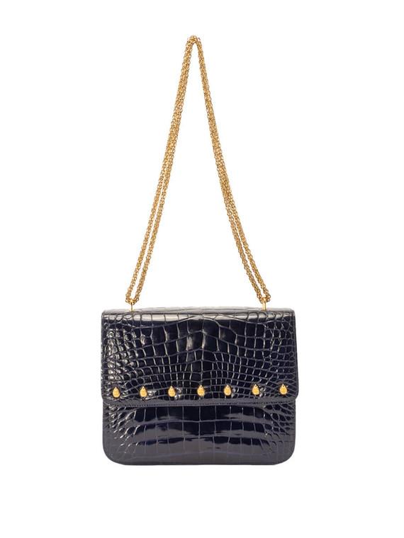 Women Ethan K Limited Edition Handbag -  Blue