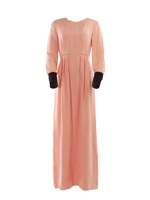 Women Roksanda Lynam Dress - Pink Size M UK 10 US 6