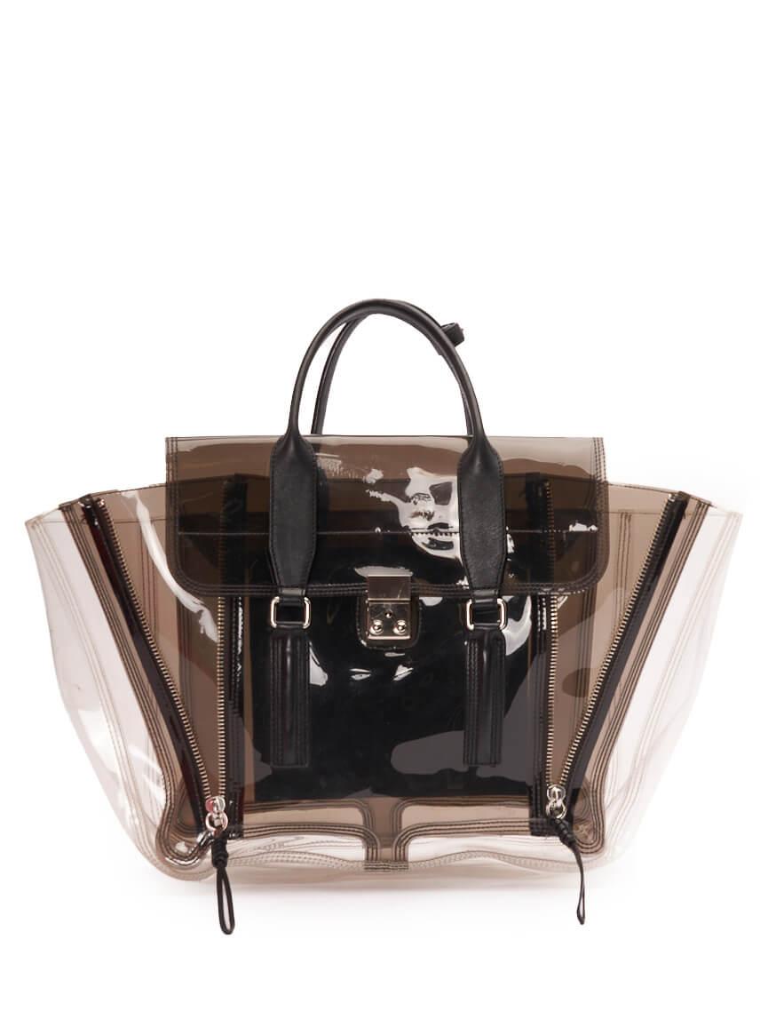 Women 3.1 Phillip Lim Pashli Bag - Black