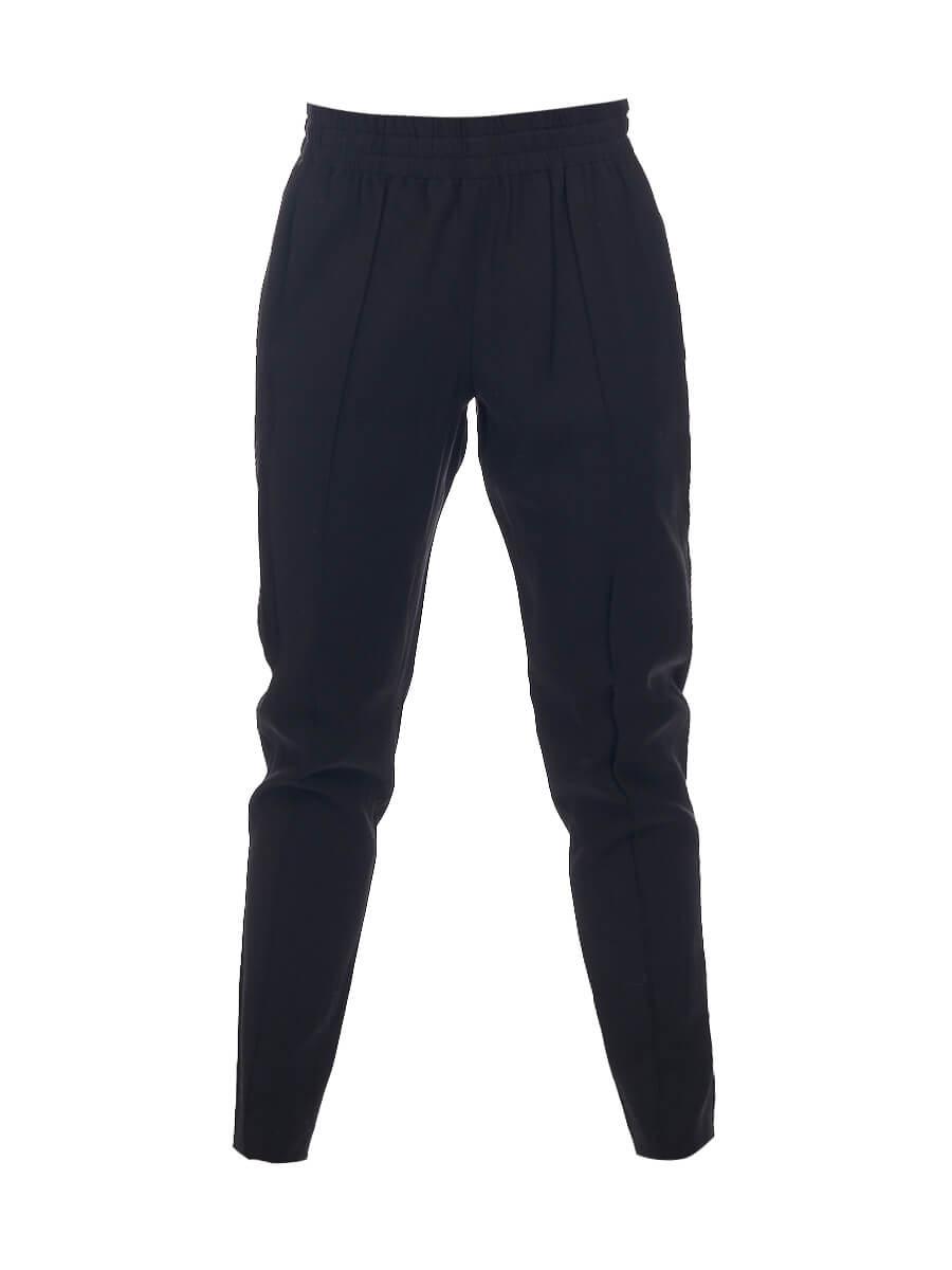 Women Isabel Marant Black Wool Trousers - Size M UK10 US6 FR38