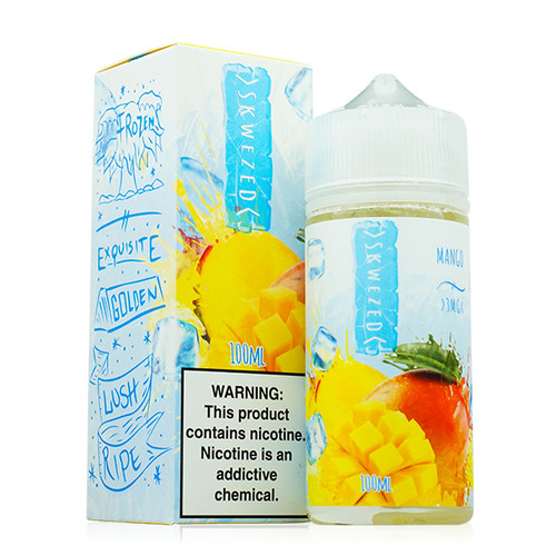 Peach ICE By Skwezed E-Liquid 100mL