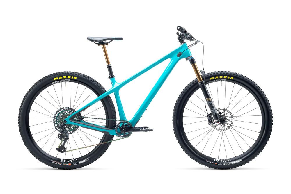 Yeti ARC hardtail bike