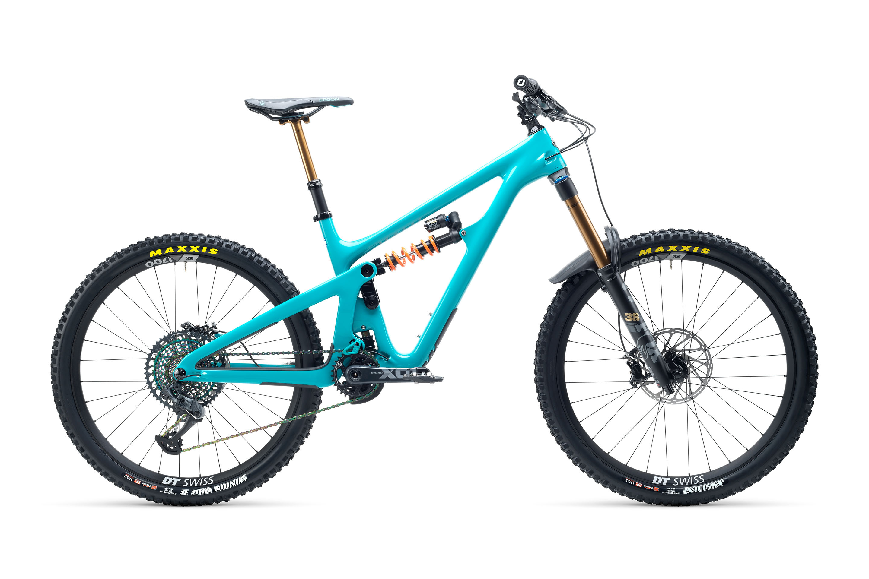 Yeti Cycles mountain bikes