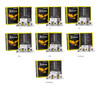 HorizonTech Falcon Coils 3-Pack All Coils