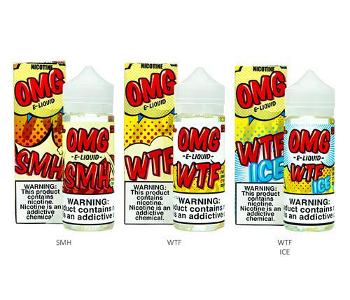 OMG All Flavors 120ml