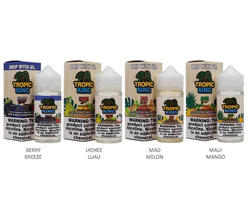 Tropic King All Flavors 100ml