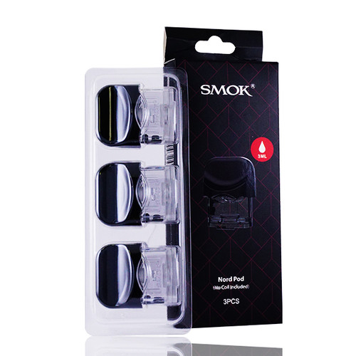 SMOK Nord Pod Only (3-Pack)