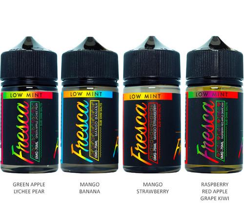 Fresca Series 75mL All Flavors
