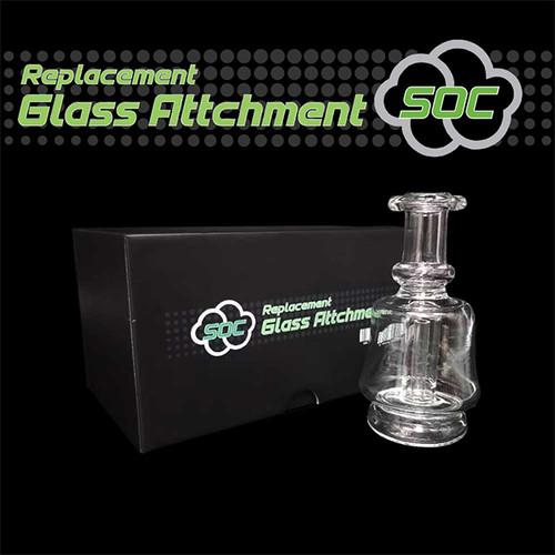 SOC E-Nail Replacement Glass Attachment (1-pc.)