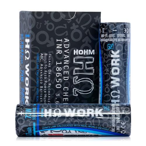 Hohm-Tech-Hohm-Work-18650-2547mah-25.3a-2-Pack-Box-Batteries