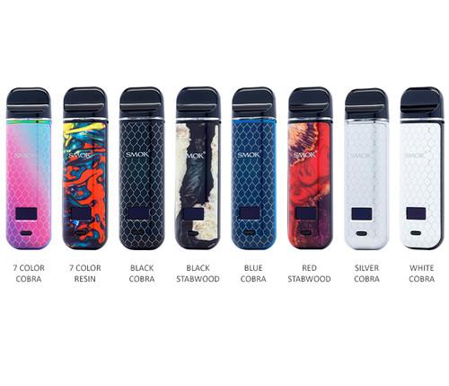Smok-Novo-X-Kit-25w-All-Colors