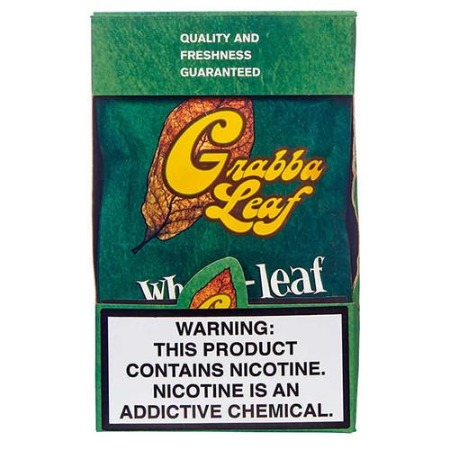 Grabba-Leaf-Whole-Leaf- Cigar-Wraps-10-pack