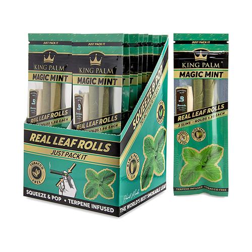 King-Palm-Real-Leaf-Rolls