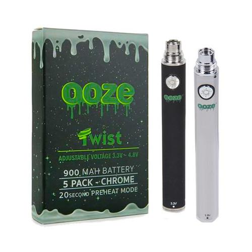Ooze-900-Twist-Battery-5-Pack