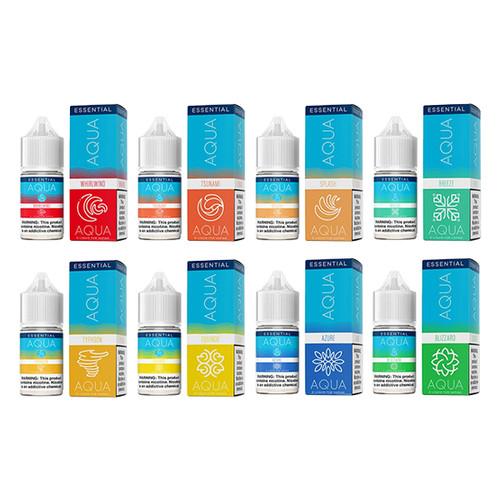 Aqua-Essential-Salt-Nicotine-30mL