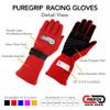 PROFOX® Puregrip Nomex Racing Gloves