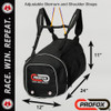 Backpack Gear Bag - Dimensions: 24x12x11