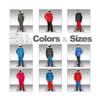 Kit #2 Suit Color Options
