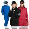 Kit #2 Race Suit Colors Black Blue Red