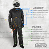 PROFOX SFI-1 Jacket Features