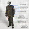 PROFOX-5nx Pants Features