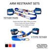 Arm Restraint Set OptionsDetail