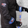 Arm Restraints for Auto Racing