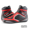 PROFOX Challenger SFI 20 Mid-Top Red Racing SFI 15 Shoes