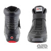 PROFOX Challenger Mid-Top Black Racing SFI 15 Shoes - Front view