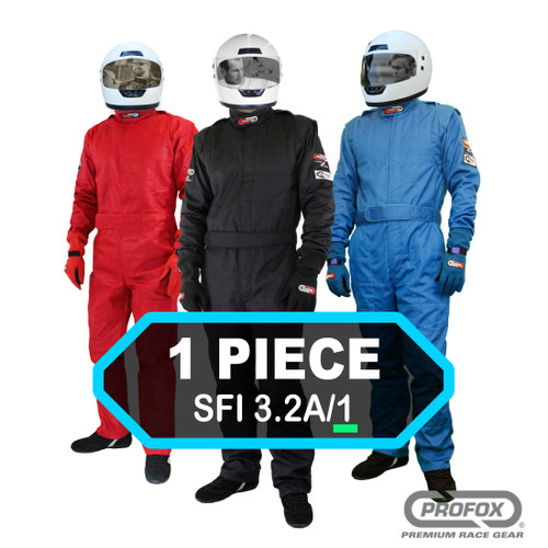 PROFOX-1™ SFI-1 1-Piece Racing Fire Suit