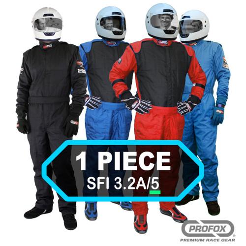PROFOX-5™ SFI-5 1-Piece Race Suit