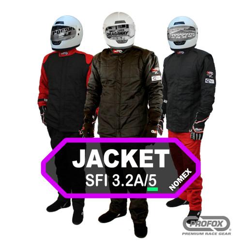 PROFOX-5nx™ SFI-5 Nomex Race Jacket