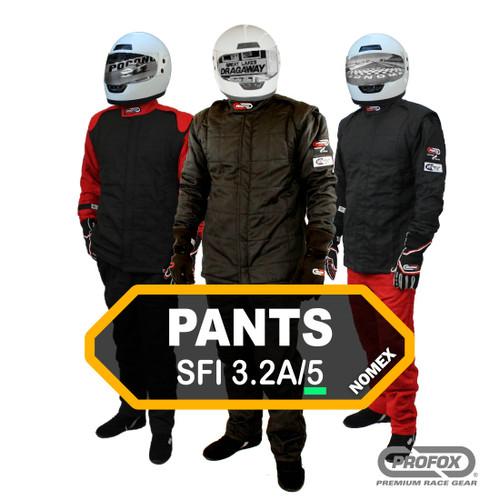 PROFOX-5nx SFI-5 Nomex Race Pants