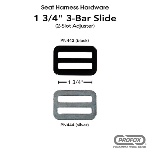 1.75 inch 3- Bar Slide / 2-Slot Adjuster