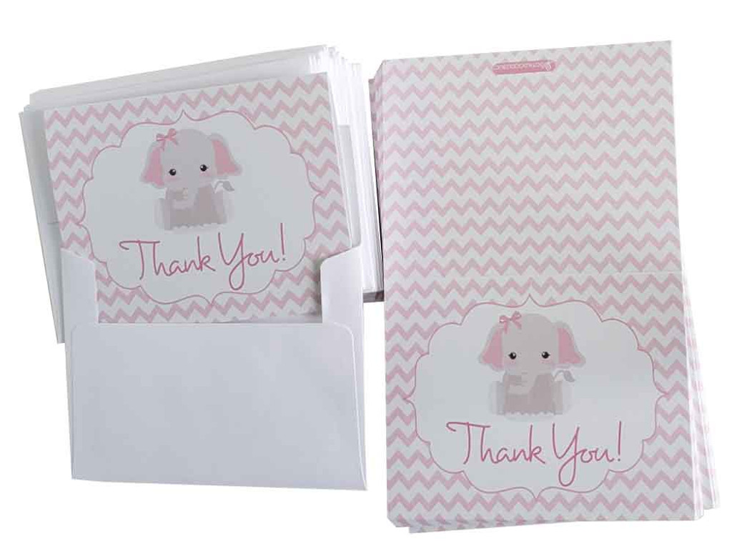 Includes peel and stick envelopes