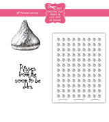 Soon to be Mrs Printable Candy Stickers