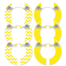 Yellow Elephant custom closet dividers
