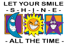 Let your smile Shine