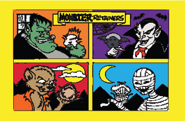 Monster Retainers